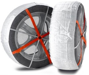 Find out why AutoSock is like having automatic tire chains. Auto Socks are the best tire chains you'll ever buy!