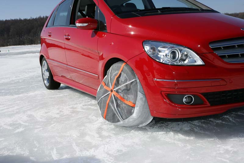 How To Install AutoSocks and Winter Driving Traction Devices