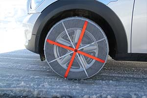 Snow Chains for Cars, Trucks and Vehicles