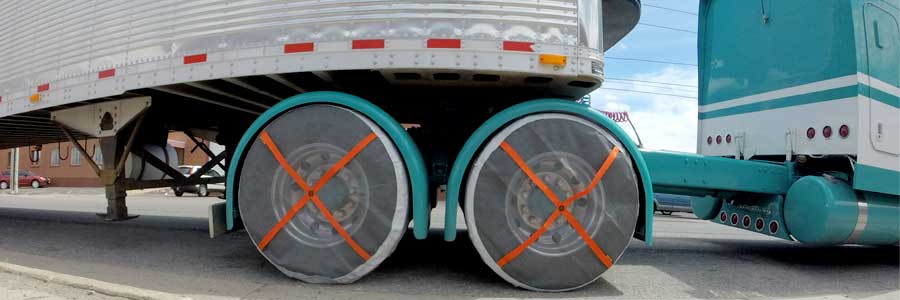 Tire Socks for Semi Trucks