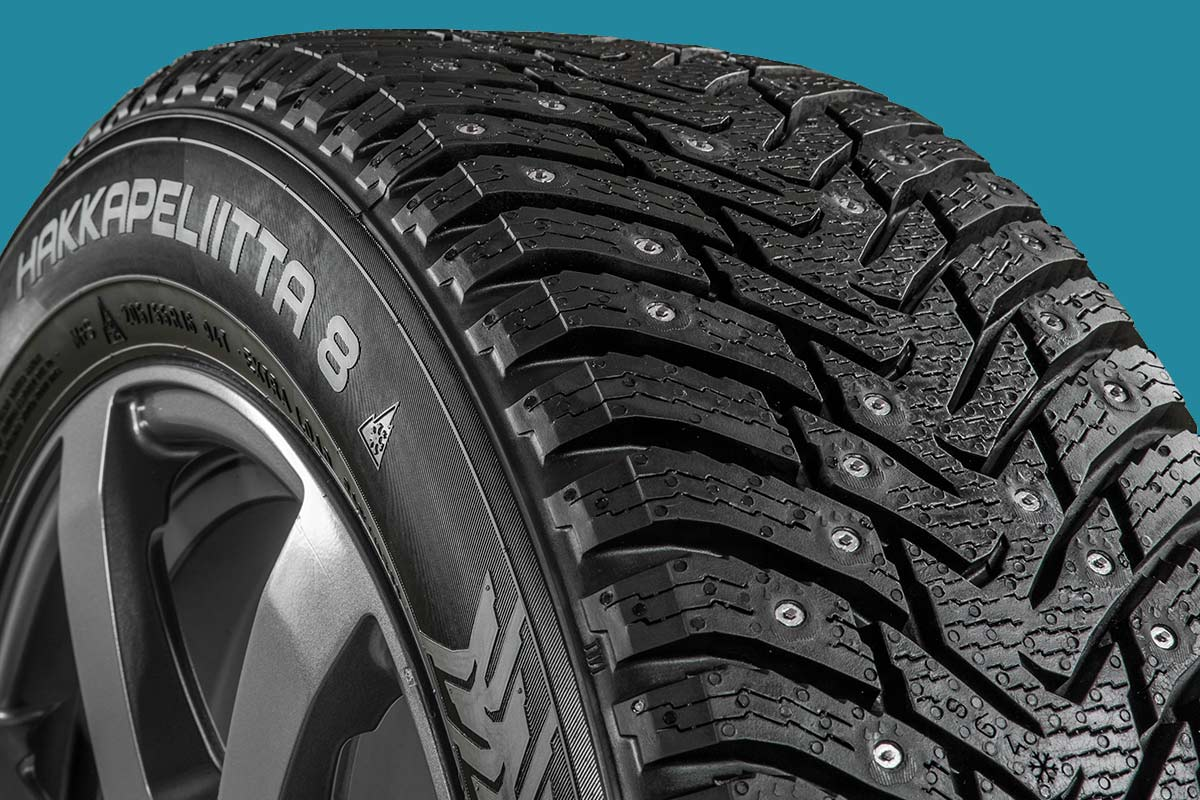 The Complete Guide to Studded Snow Tires and Winter Driving - Only from AutoSock.